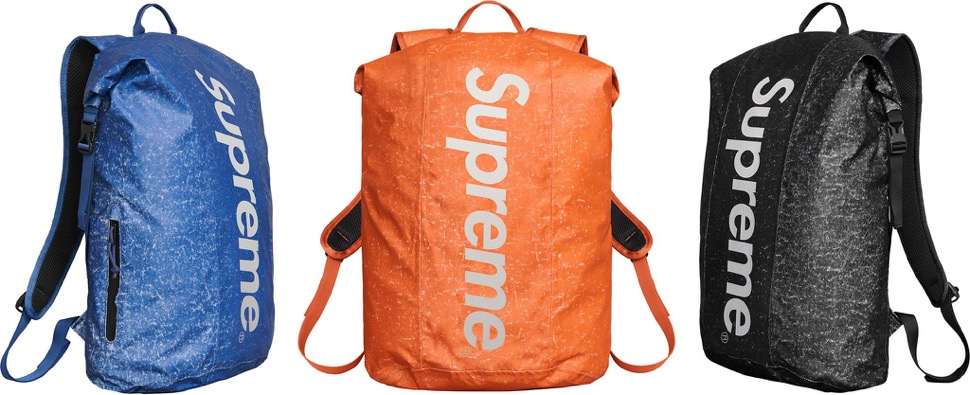 Supreme 2020fw Waterproof Reflective Speckled Backpack シュプリーム 2020年秋冬 リュック