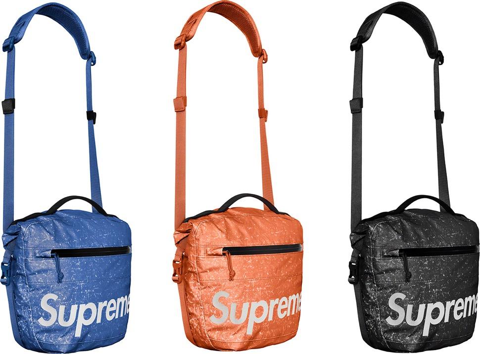 Supreme 2020fw Waterproof Reflective Speckled Shoulder Bag シュプリーム 2020年秋冬