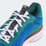 NOAH × adidas SL 20 (ノア × アディダス SL 20) FW3267 Blue close tan