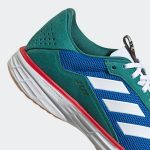 NOAH × adidas SL 20 (ノア × アディダス SL 20) FW3267 Blue close heel