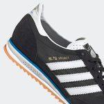 adidas SL 72 NOAH Black FW7857 アディダス ノア コラボ ブラック close heel