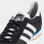 adidas SL 20 NOAH Black FW7858 side three stripes close
