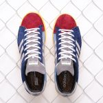 "RECOUTURE x mita sneakers x adidas CAMPUS 80S SH MITA ""CONSORTIUM""(リクチュール x ミタスニーカーズ x アディダス キャンパス 80S SH ミタ ""コンソーシアム"") FY4618 上"