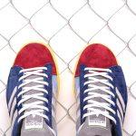 "RECOUTURE x mita sneakers x adidas CAMPUS 80S SH MITA ""CONSORTIUM""(リクチュール x ミタスニーカーズ x アディダス キャンパス 80S SH ミタ ""コンソーシアム"") FY4618 アッパー"