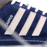 "RECOUTURE x mita sneakers x adidas CAMPUS 80S SH MITA ""CONSORTIUM""(リクチュール x ミタスニーカーズ x アディダス キャンパス 80S SH ミタ ""コンソーシアム"") FY4618 サイド詳細"