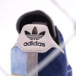 "RECOUTURE x mita sneakers x adidas CAMPUS 80S SH MITA ""CONSORTIUM""(リクチュール x ミタスニーカーズ x アディダス キャンパス 80S SH ミタ ""コンソーシアム"") FY4618 後ろ"