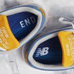 "END. × New Balance 1500 ""Grey Heron"" (エンド × ニューバランス 1500 ""グレー ヘロン"") M1500HEO insole"