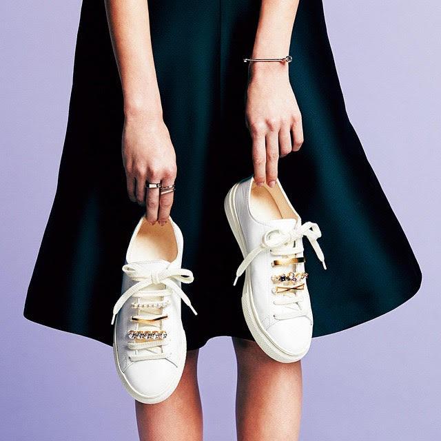 ete shoe pierce sneaker accessory エテ シューピアス スニーカー アクセサリー 白スニーカー
