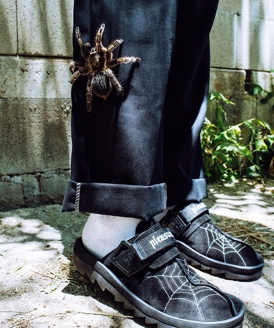 Reebok × PLEASURES BEATNIK リーボック x プレジャーズ ビートニク FV1578 wearing