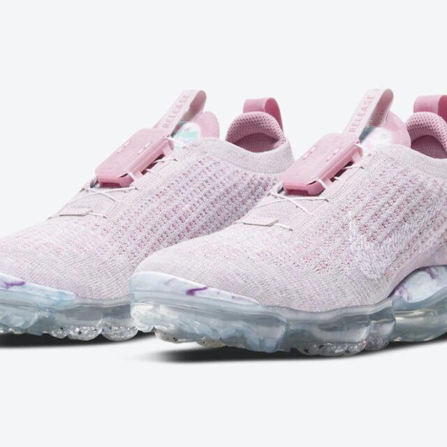 ウィメンズ ナイキ エアヴェイパーマックス 2020 フライニット CT1933-500 Nike-Air-VaporMax-2020-Light-Arctic-Pink-