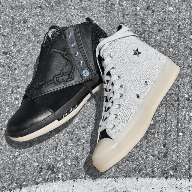 """Nike Jordan × Converse """"Why not?"""" Pack Air Jordan 16 & Chuck 70 (ナイキ ジョーダン × コンバース """"ワイ ノット?"""" パック エアジョーダン 16 & チャック 70) main"""
