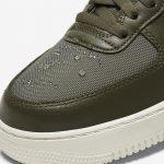 ナイキ-エア-フォース-1-Nike Air Force 1 Low GORE-TEX / MEDIUM OLIVE CT2858-200-toe-closeup