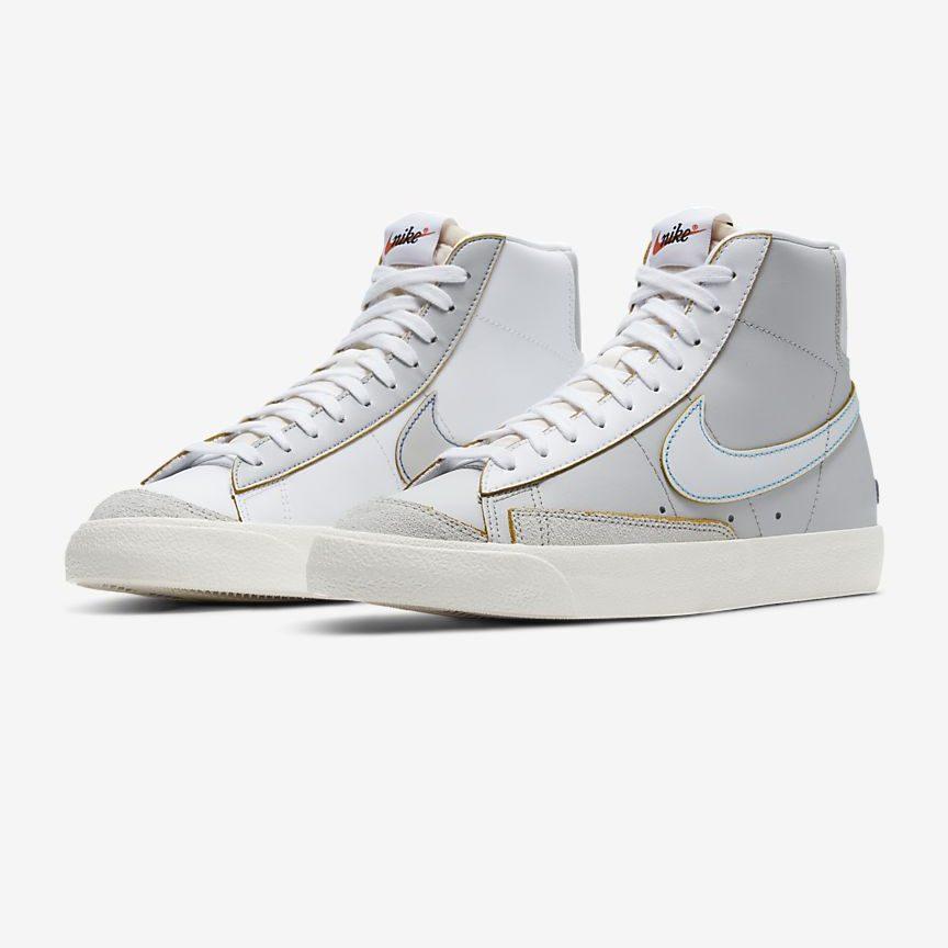 ナイキ-ブレーザー-mid-77-Nike Blazer Mid 77 Vintage DC5203-100 pair2