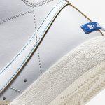 ナイキ-ブレーザー-mid-77-Nike Blazer Mid 77 Vintage DC5203-100 heel closeup