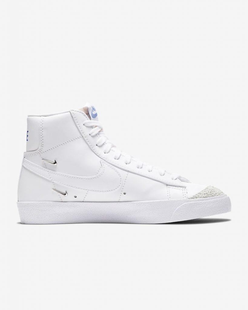 """ナイキ ウィメンズ ブレーザー ミッド '77 SE """"シスターフッド""""Nike WMNS Blazer MID '77 SE """"Sisterhood""""-CZ4627-100-side2"""
