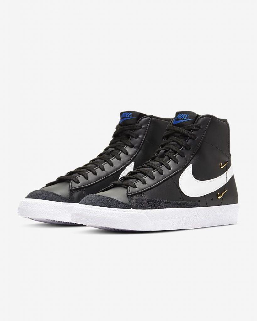 """ナイキ ウィメンズ ブレーザー ミッド '77 SE """"シスターフッド""""Nike WMNS Blazer MID '77 SE """"Sisterhood""""-CZ4627-001-pair"""