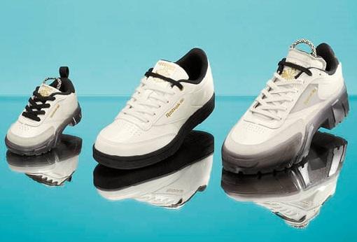 Reebok CLASSIC x Cardi B カーディ・B クラブ シー Cardi B Club C Shoes コラボ product 3 models