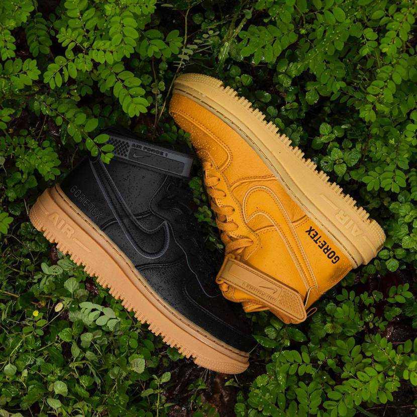 ナイキ エアフォースワン ゴアテックス ブーツ 全3色 Nike Air Force 1 GORE-TEX Boot 3 Colors