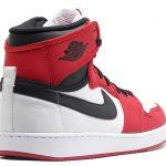 ナイキ エア ジョーダン 1 ノックアウト シカゴ Air-Jordan-1-KO-Chicago-DA9089-100-heel