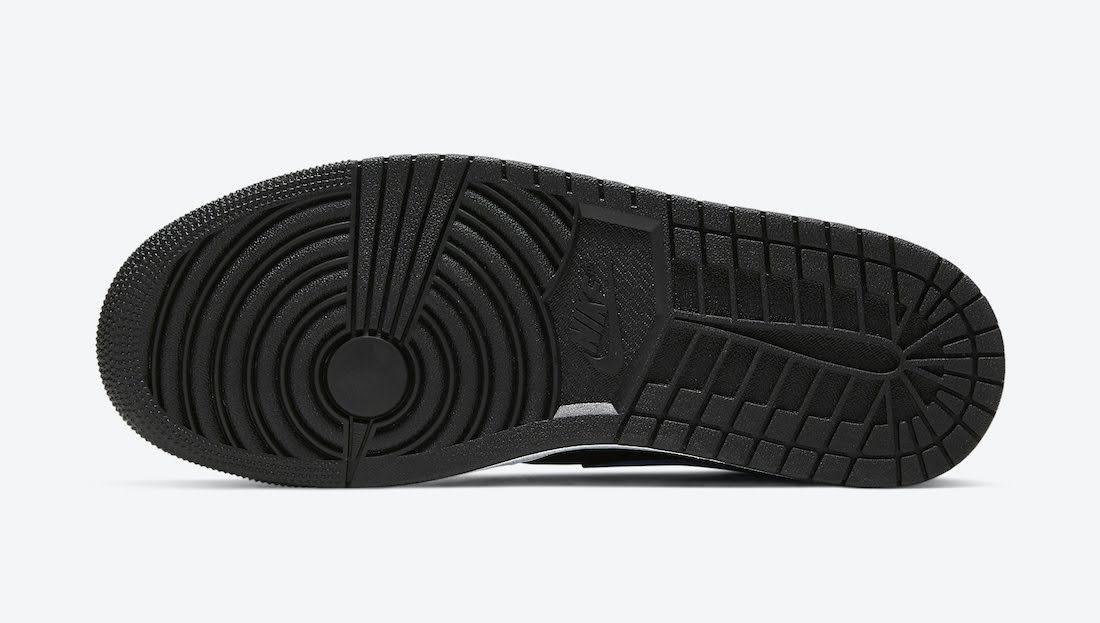 """ナイキ エア ジョーダン 1 ミッド """"ハイパーロイヤル"""" Nike-Air-Jordan-1-Mid-Hyper-Royal-554724-077-sole"""