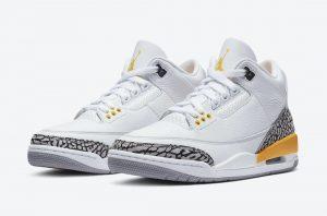 WMNS Air Jordan 3 (ウィメンズエアジョーダン3) Nike-Air-Jordan-3-Laser-Orange-WMNS-CK9246-108
