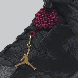 """ナイキ エアジョーダン 6 SD ウィメンズ """"シングルズデー"""" Nike Air-Jordan-6-Singles-Day-DB9818-001-detail"""