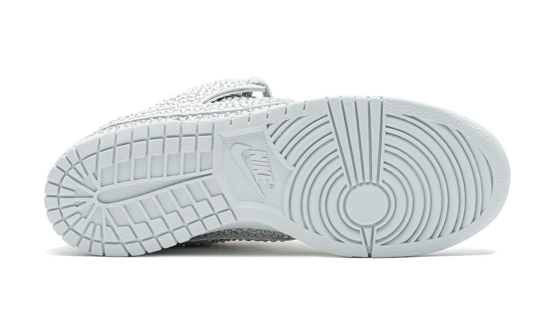カクタス プラント フリー マーケット コラボ ダンク ロー CPFM Cactus Plant Flea Market CPFM Nike Dunk Low Pure Platinum sole