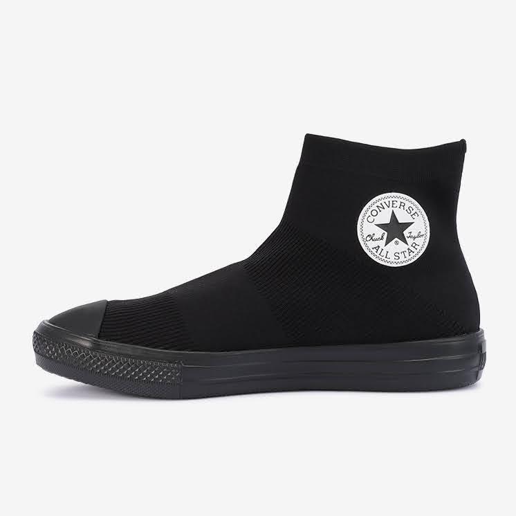 コンバース チャックテイラー オールスター ニットソックス MN HI Converse-Chuck-Taylor-All-Star-Light-Knitsox-MN-HI-31303180-side