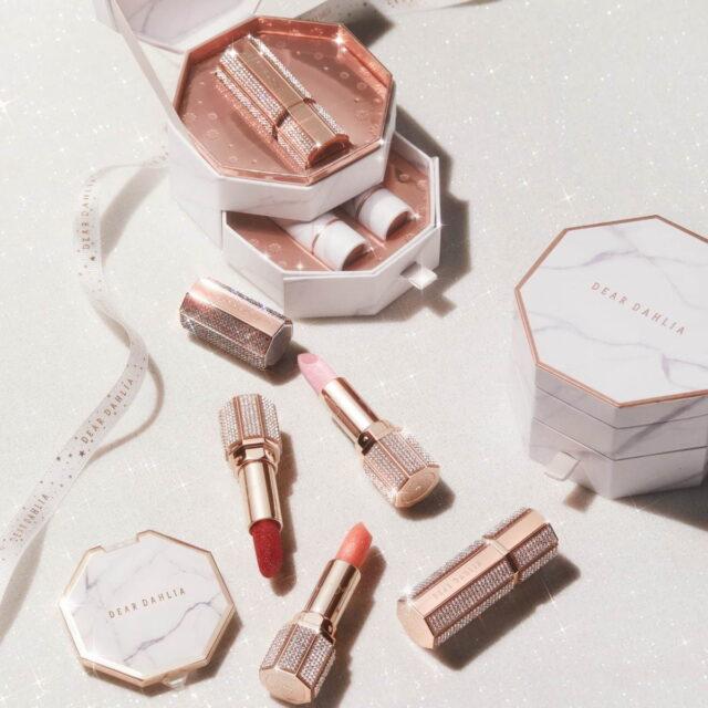 ディアダリア 韓国コスメ クリスマス コフレ Dear Dahlia Korean Cosmetics Christmas Collection 2020