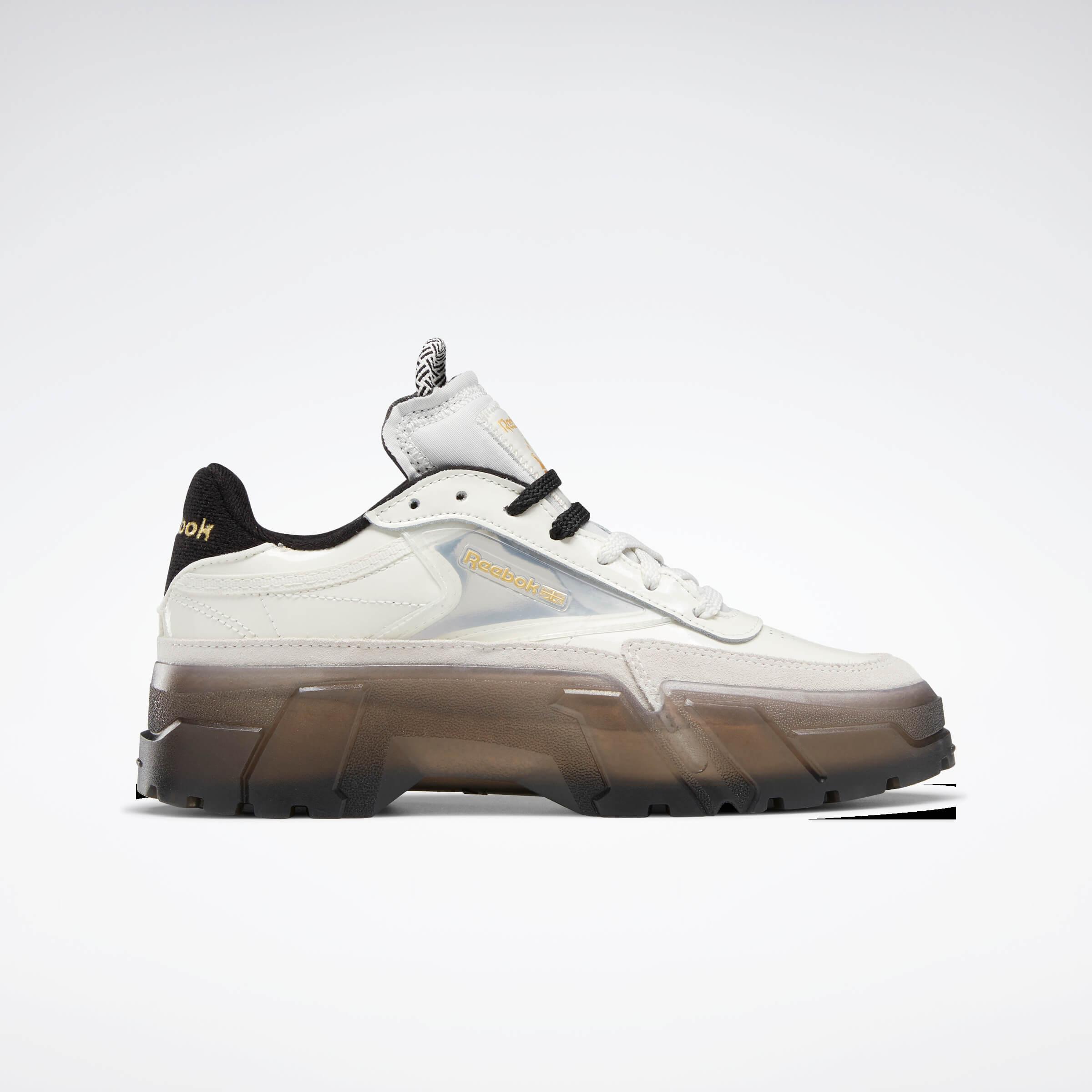 Reebok CLASSIC x Cardi B カーディ・B クラブ シー Cardi B Club C Shoes コラボ product side FZ4928