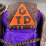 ナイキ SB ブレーザー ミッド GT PRO QS トレイル エンド ブラウン DC0615-200 Grant-Taylor-Nike-SB-Blazer-Mid-GT-Pro-GTP-DC0615-200-logo-closeup