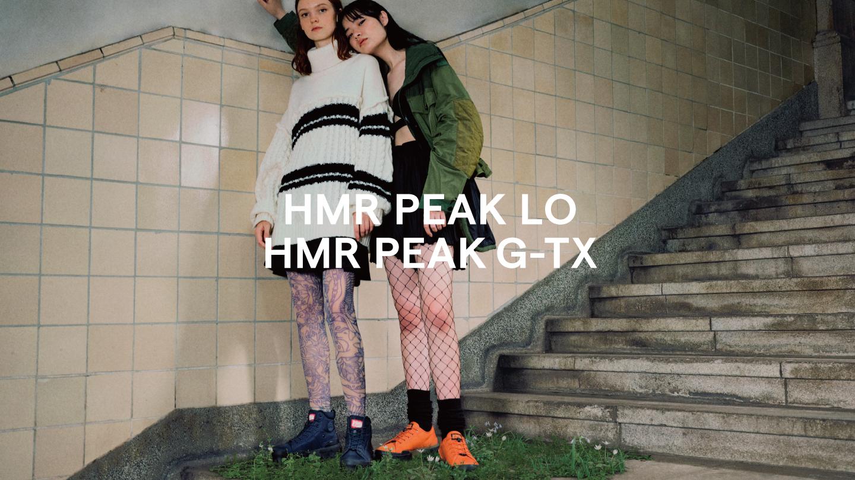 オニツカタイガー HRM ピーク onitsuka_tiger_hmr_peak_2girls