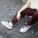 ニューバランス New Balance CW997 atmos pink exclusive アトモス ピンク 限定 silver on-feet