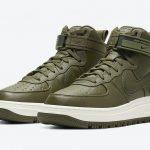 エアフォースワン ゴアテックス ブーツ Nike-Air-Force-1-Gore-Tex-Boot-Medium-Olive-CT2815-201-pair