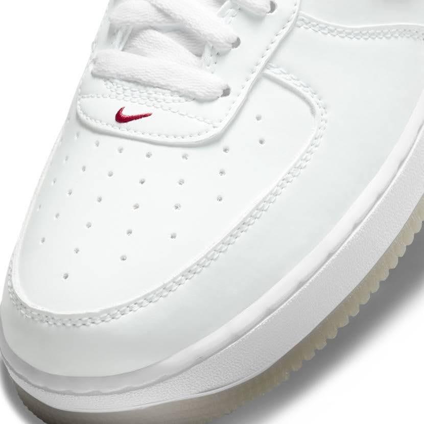 ナイキ エア フォース 1 ロー アイ ビリーブ 達磨 Nike-Air-Force-1-Low-I-Believe-DARUMA-toe-closeup