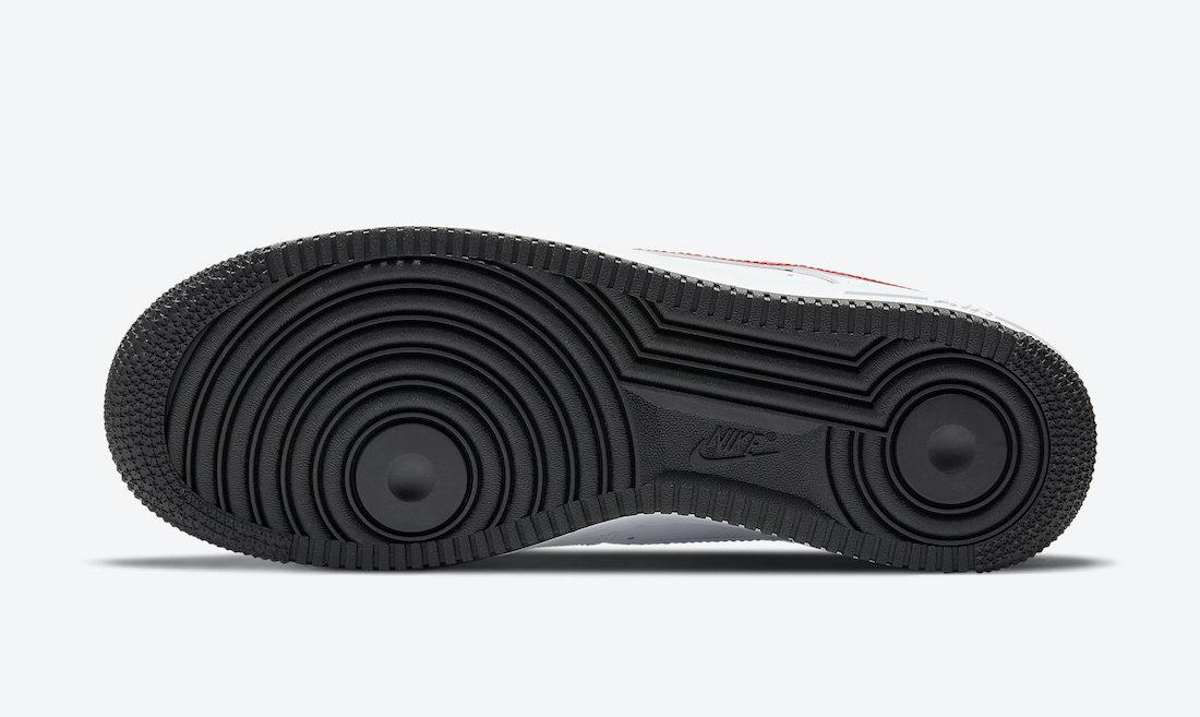 ナイキ シューメーカー パック Nike-Air-Force-1-Low-University-Red-Photo-Blue-CT2816-100-sole