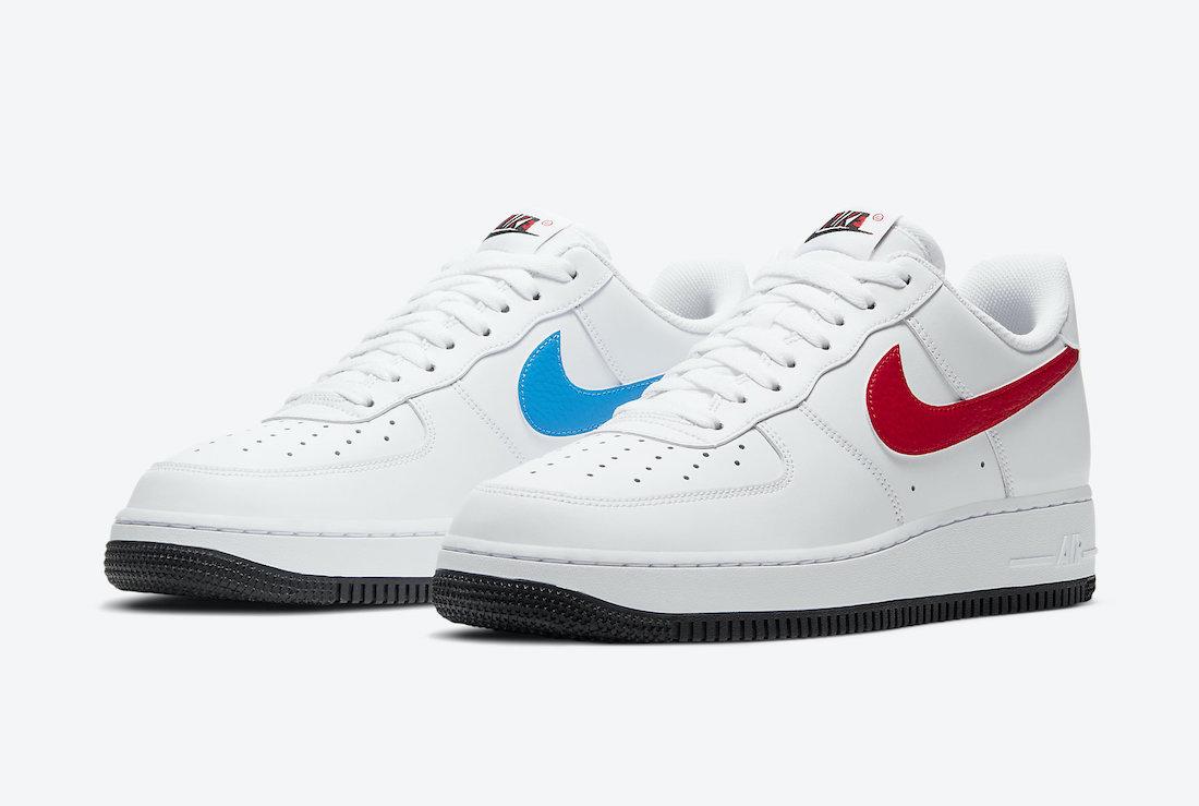 ナイキ シューメーカー パック Nike-Air-Force-1-Low-University-Red-Photo-Blue-CT2816-100-pair