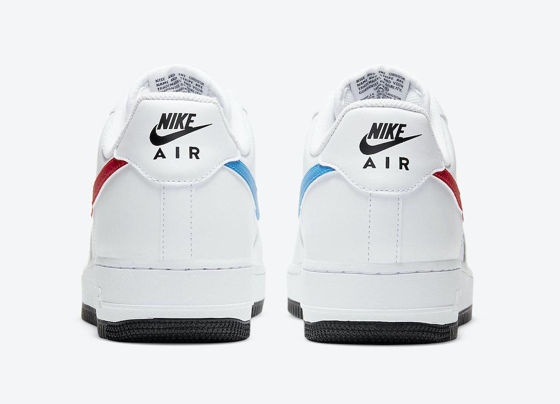 ナイキ シューメーカー パック Nike-Air-Force-1-Low-University-Red-Photo-Blue-CT2816-100-heel