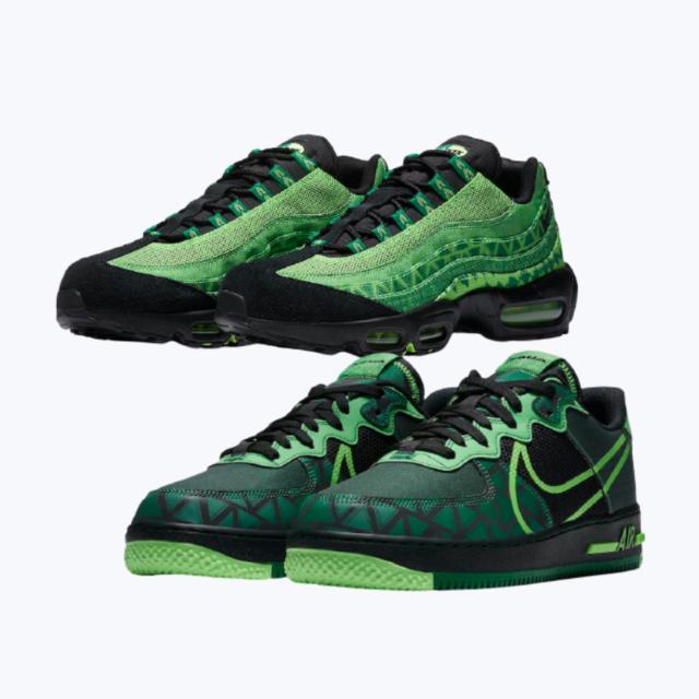 ナイキ ナイジャ エア フォース 1 リアクト エア マックス 95 Nike Air Force 1 React Naija Air Max 95
