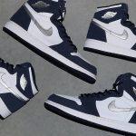 ナイキ エア ジョーダン 1 ジャパン 日本企画 ミッドナイト ネイビー Nike Air Jordan 1 CO.JP Midnight Navy 575441-141 yamaotoko