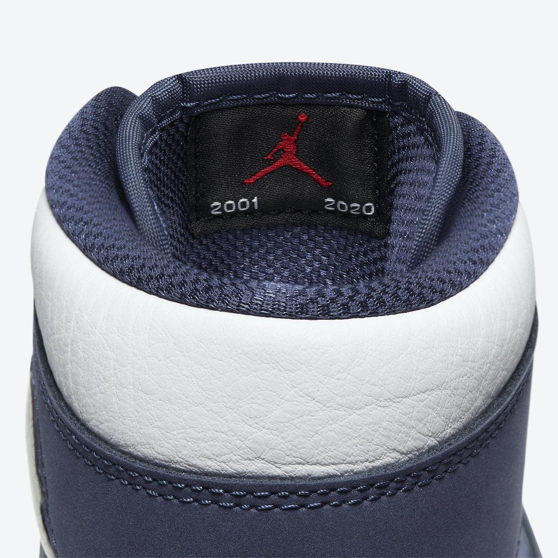 ナイキ エア ジョーダン ミッドナイト ネイビー ジャパン 企画 日本 限定 Nike Air Jordan 1 CO.JP Midnight Navy DC1788-100 shoetan