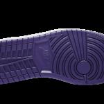 ナイキ エア ジョーダン 1 ロー コート パープル Nike Air Jordan 1 Low Court Purple 553558-500 sole