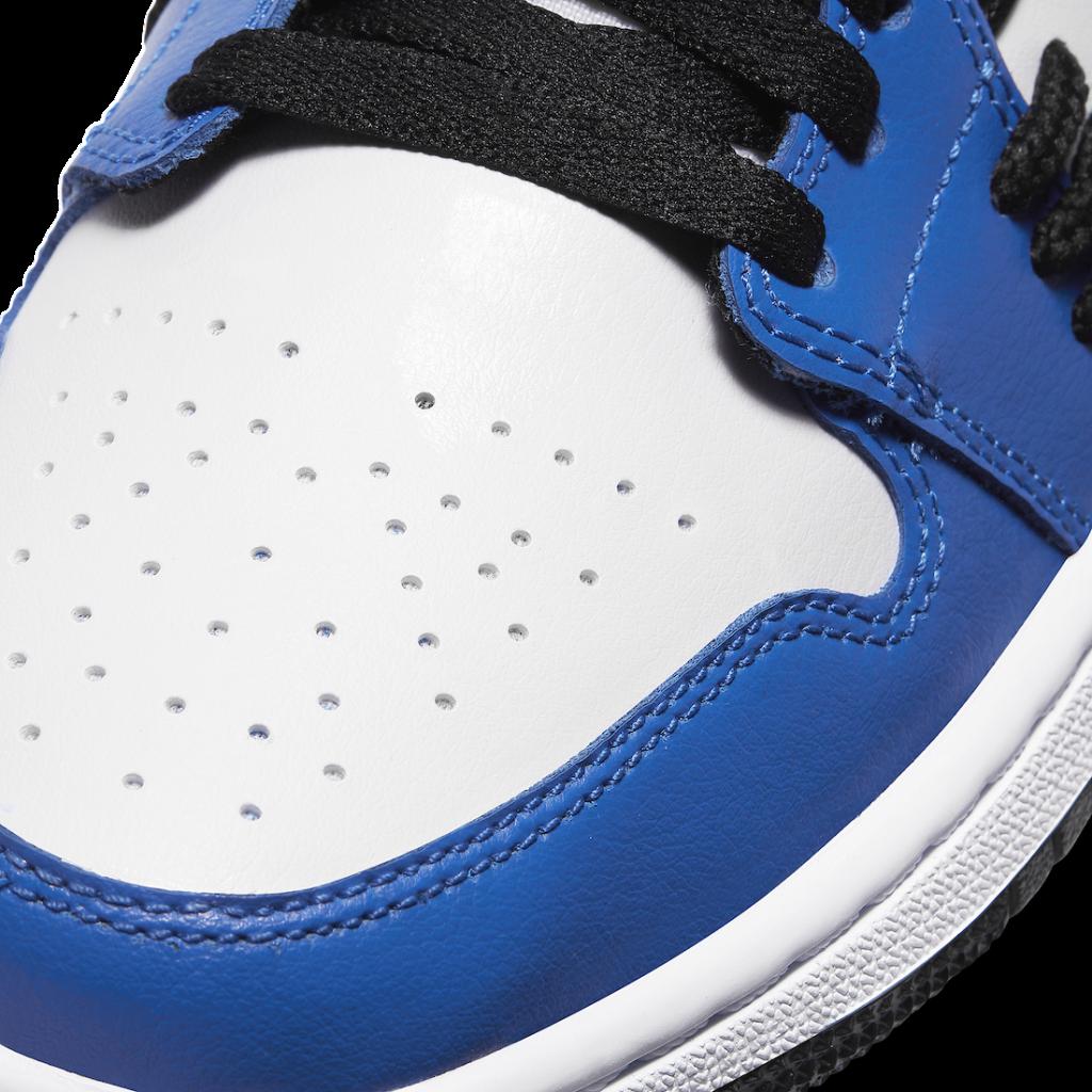 ナイキ エア ジョーダン 1 ミッド シスターフッド ゲーム ロイヤル Nike Air Jordan 1 Mid SE Sisterhood Game Royal CV0152-401 close toe