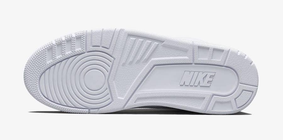 Nike Air Jordan 3 Seoul Korea WMNS AV8370-100 ナイキ エア ジョーダン 3 コリア ソウル sole