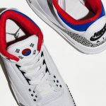 Nike Air Jordan 3 Seoul Korea WMNS AV8370-100 ナイキ エア ジョーダン 3 コリア ソウル official image shoe tan