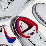 Nike Air Jordan 3 Seoul Korea WMNS AV8370-100 ナイキ エア ジョーダン 3 コリア ソウル official image shoes