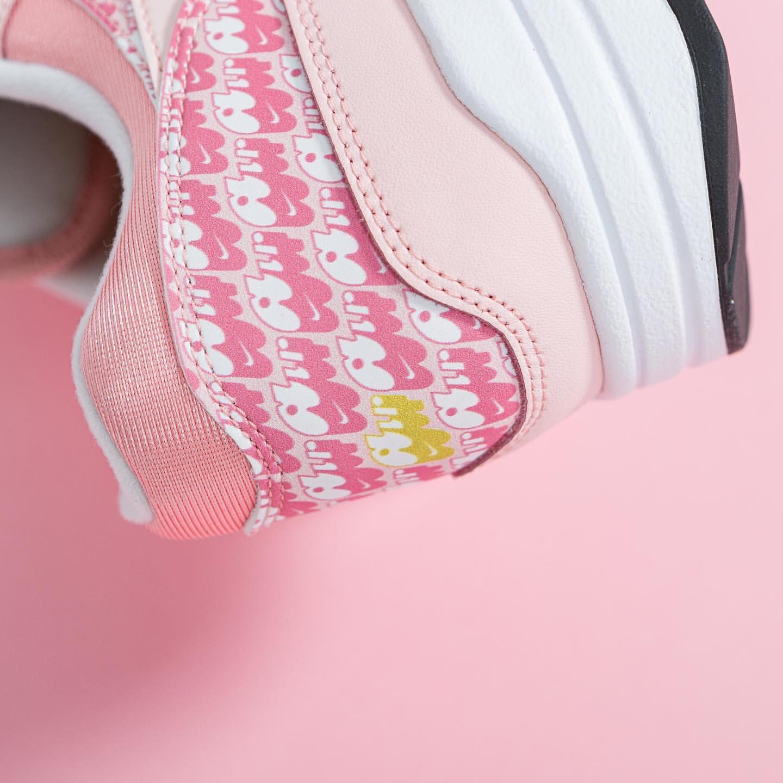 Nike Air Max 1 Strawberry Lemonade pink ナイキ エア マックス 1 ストロベリー レモネード ピンク スニーカー heel