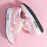 Nike Air Max 1 Strawberry Lemonade pink ナイキ エア マックス 1 ストロベリー レモネード ピンク スニーカー