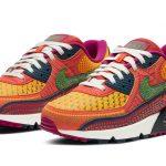 ナイキ ディア デ ムエルトス 2020 コレクション エア マックス 90 Nike-Air-Max-90-Day-of-the-Dead-pair