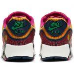 ナイキ ディア デ ムエルトス 2020 コレクション エア マックス 90 Nike-Air-Max-90-Day-of-the-Dead-heel